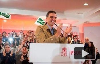 Pedro Sanchez:  Los derechos se conquistan, se ejercen y se protegen