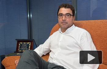Modesto Belinchón, portavoz del Grupo Municipal PSOE en el Ayuntamiento de Albacete.