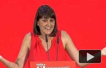 PSOE: María González Veracruz en Murcia