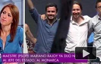 "Entrevista a Cristina Maestre en ""Castilla-La Mancha Despierta"""