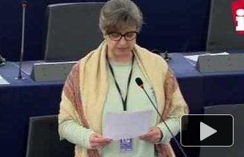 IU: Paloma López celebra el Día de la victoria sobre el Fascismo