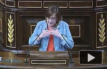 """IU: """"Han apurado hasta el último minuto para una reforma contra las mujeres por un puñado de votos"""""""
