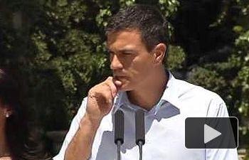 PSOE: Pedro Sánchez participa en el Foro de alcaldes en Madrid