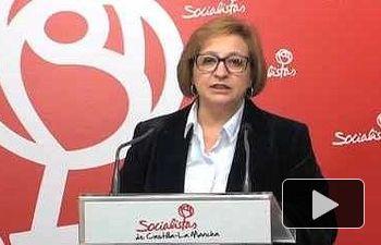 PSOE: Hoy asistimos a la retirada en diferido de Cospedal de Castilla-La Mancha