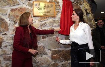 Cospedal inaugura la ampliacion del Museo del Quijote 4. Foto: JCCM.