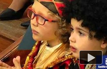 """JCCM: Día del Libro en el colegio público """"Jaime de Foxá"""""""