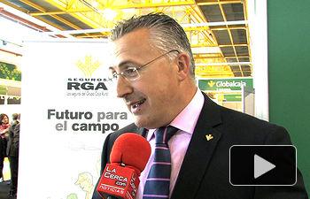 Alberto Marcilla, director de Banca Rural de Globalcaja.