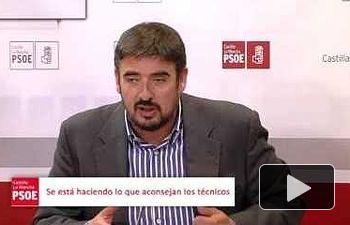 Mientras García-Page tiene un plan para acabar con...