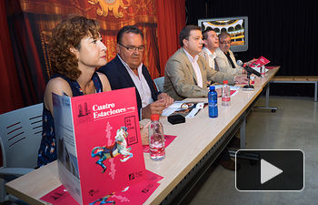 Presentación de las Actividades del Teatro Circo en la Feria de Albacete 2017