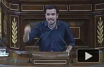 """IU: Garzón rechaza esta Unión Europea """"dirigida por burócratas"""" y reivindica """"la Europa de los pueblos"""""""