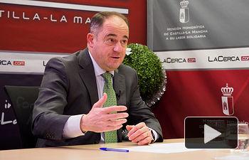 Emilio Sáez, Vicealcalde de Albacete. Foto: Manuel Lozano García / La Cerca