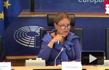 IU: Paloma López presenta su propuesta de ratificación del Convenio OIT 188 de Pesca