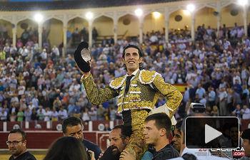 Fotos Feria Taurina - 17-09-18 - Alejandro Talavante - Segundo toro
