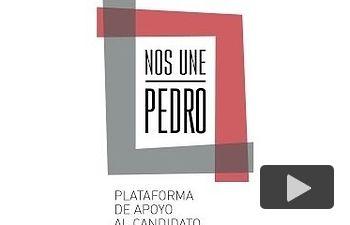 PSOE: Nos Une Pedro - Plataforma de Apoyo al Candidato