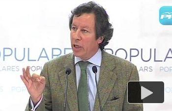"""PP: """"Artur Mas tiene la obligación de representar a todos los catalanes, no sólo a los independentistas"""""""
