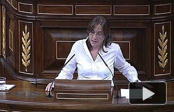 """IU: Ascensión de las Heras: """"Expolian los bienes públicos para beneficio de sus protegidos y amiguetes"""""""