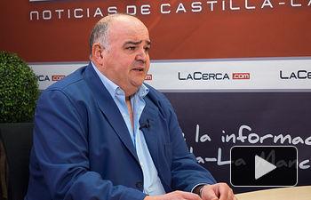 Juan Sánchez, presidente de la Asociación Provincial de Hostelería y Turismo de Albacete (APEHT)
