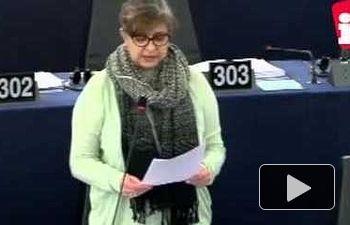 IU: Paloma López denuncia la hipocresía de la UE en Etiopía