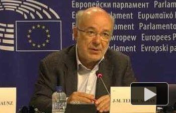 IU: Rueda de Prensa del grupo de Memoria Histórica del Parlamento Europeo