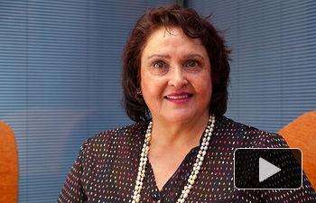 Nora Favelukes, presidenta de QW Wines Experts