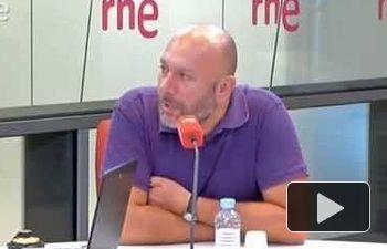 """Entrevista a Ricardo Sixto en """"Las Mañanas de RNE"""" (RNE 21.08.2015)"""