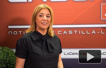 Toñi Pastrana. presidenta de AMEPAP.