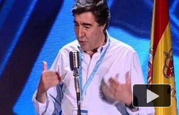 """PP: Intervención José Antonio Bermúdez de Castro  en la Conferencia Política """"X el futuro de España"""""""