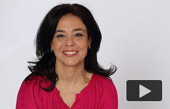 Pilar Zamora, alcaldesa de Ciudad Real.