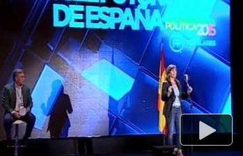 """PP: Intervención Alicia Sánchez Camacho  en la Conferencia Política """"X el futuro de España"""""""