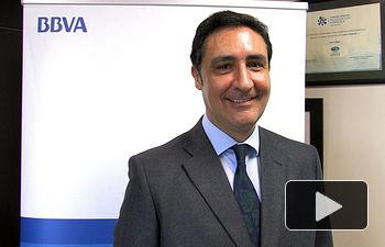 Fernando Alonso, director territorial Centro de BBVA