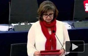 """Paloma López: """"Hablemos del crédito a las pymes luchando en común contra las grandes finanzas"""""""
