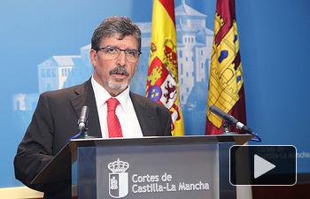Antonio Luengo, director gerente de la Agencia del Agua de Castilla-La Mancha