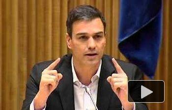 "Pedro Sánchez: ""Yo no me rindo"""