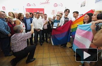 Entrega de los Premios Pablo Iglesias del PSOE de Albacete en la Feria de Albacete 2017