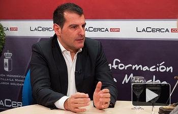 Ángel Tejada, decano de la Facultad de Ciencias Económicas y Empresariales de la UCLM.