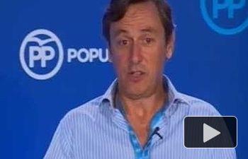 PP: Intervención Rafael Hernando en la mesa : Cultura para ser críticamente libres