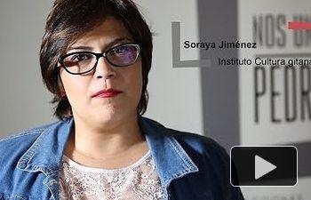 Nos Une Pedro - Soraya Jiménez - Instituto de Cultura Gitana