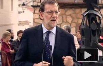 """Rajoy: """"El reto para los próximos años debe ser mejorar la formación para crear empleo"""""""