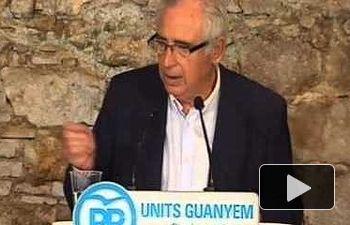PP: Intervención de Juan José Imbroda en la Declaración de Barcelona