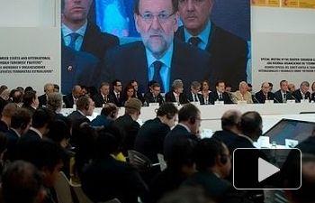 """Moncloa: """"Se puede vencer al terrorismo si tenemos determinación y luchamos unidos"""""""