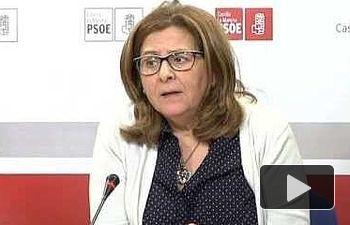 """PSOE: """"A pesar de Cospedal y de algunos dirigentes del PP..."""""""