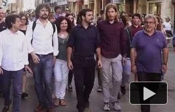IU: #GarzónOnTheRoad 05 - El calor de Palencia