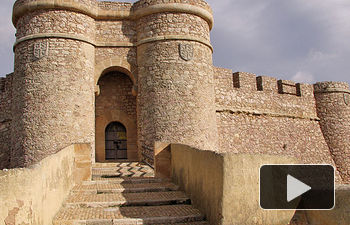 Castillo de Chinchilla.