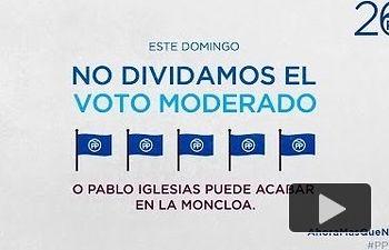 Partido Popular: Voto útil