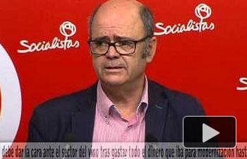 PSOE: Cospeda gasta todo el dinero para la modernización del sector del vino hasta 2018