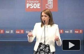 Reunión ejecutiva Regional PSOE en Albacete