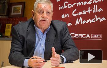 José María Samaniego, vicepresidente del Colegio de Médicos de Albacete