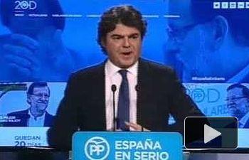 Moragas: Defendemos la cohesión de España, la pluralidad y la defensa de la Constitución