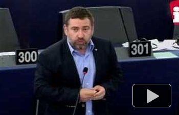 """Couso: """"La nueva estrategia de Defensa de la UE nos mantiene como un ejército subalterno de EEUU"""""""