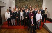 El presidente de CLM suscribe un conjunto de protocolos de colaboración con entidades sociales.